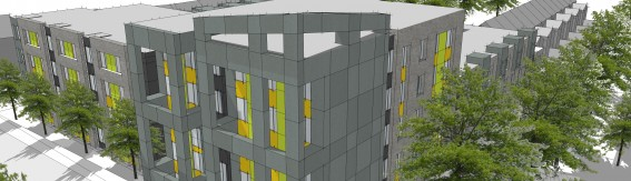 Military Rd Student Accommodation 01